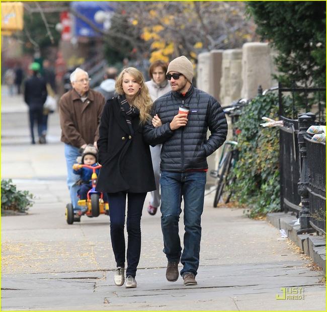Taylor Swift đâu chỉ toàn nói xấu bạn trai cũ, cô cũng từng hạ mình vì một mối tình đẹp - Ảnh 5.