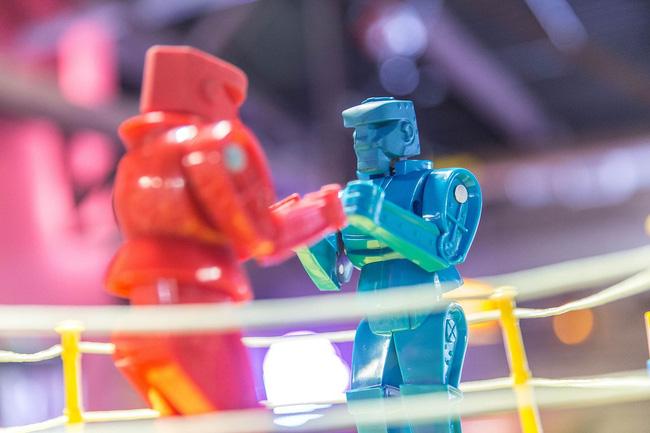 Giải đấu robot đánh nhau như phim viễn tưởng hóa ra đã có từ lâu - Ảnh 4.