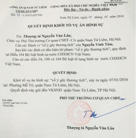 Hoàn tất cáo trạng truy tố Chủ tịch HĐQT Trường Tiểu học Lômônôxốp Nguyễn Vinh Tâm - Ảnh 4.