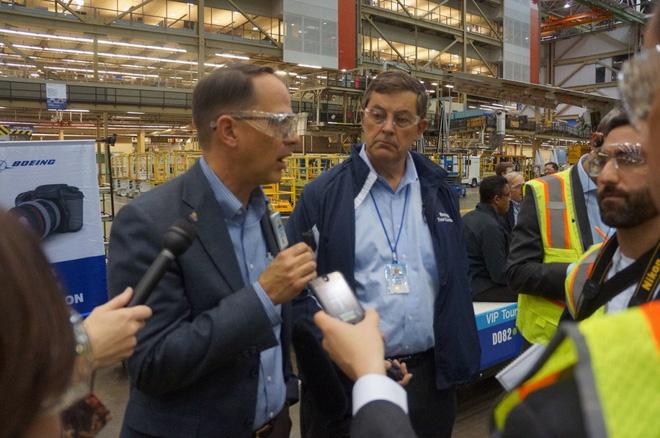 Cận cảnh nhà máy của Boeing - nơi lắp ráp nên chiếc 747 huyền thoại - Ảnh 5.