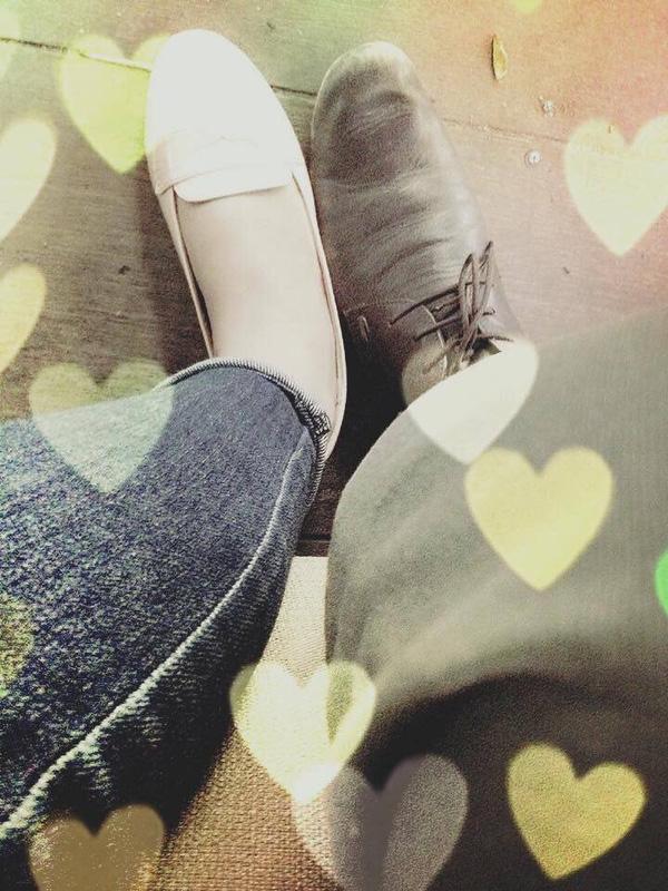 Chị em trầm trồ ghen tị với cô vợ có chồng quyết đi giày cũ cho vợ mua giày mới - Ảnh 5.