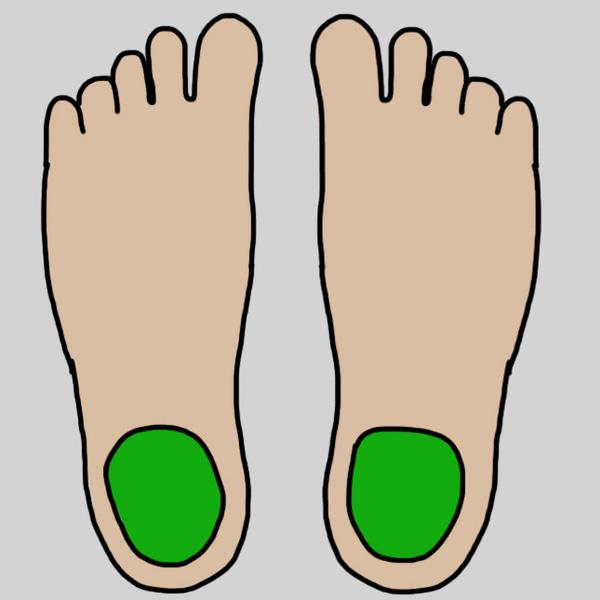 Bấm huyệt ở chân: Cách chữa bệnh vô cùng hay mà ít người biết - Ảnh 5.