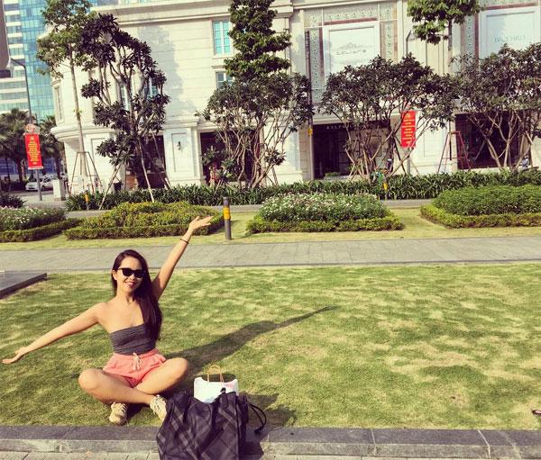 Em gái siêu mẫu Hà Anh nóng bỏng không kém gì chị gái  - Ảnh 5.