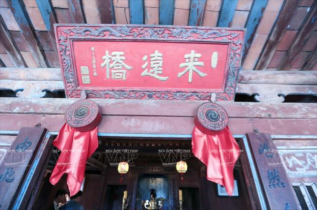 Chùa Cầu - ngôi chùa biểu tượng của Hội An sắp bị dỡ bỏ có gì đặc biệt? - Ảnh 5.