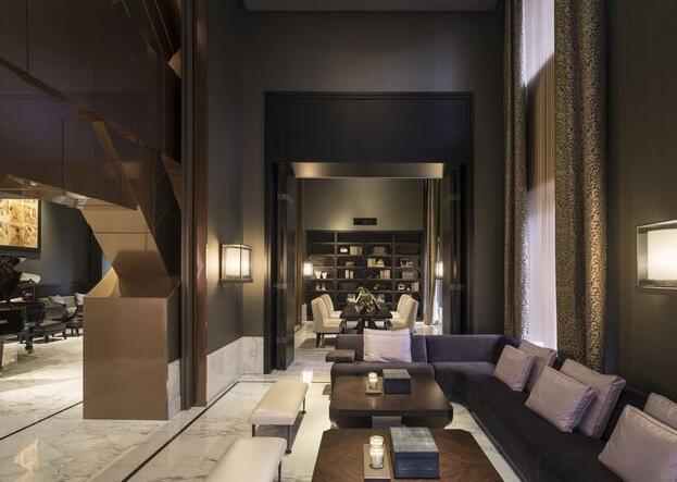 Chiêm ngưỡng căn hộ 490 tỷ của Châu Kiệt Luân, đắt gấp 9 lần căn hộ của Thư Kỳ - Ảnh 5.