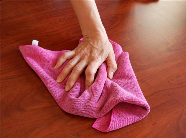 Mẹo vặt làm sạch các đồ vật trong nhà - chưa bao giờ dọn nhà dễ dàng đến thế - Ảnh 6.