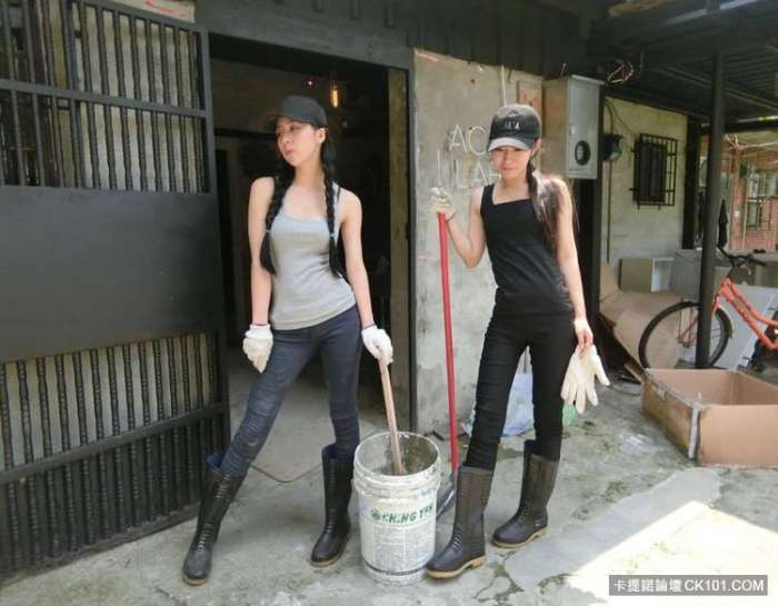 Hot girl phụ hồ khiến anh chàng nào cũng muốn làm thợ xây - Ảnh 8.