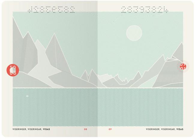 Bí mật về màu sắc trên cuốn hộ chiếu của các nước - Ảnh 6.
