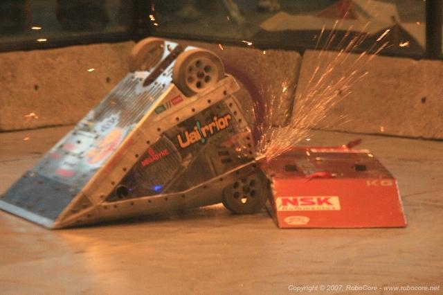 Giải đấu robot đánh nhau như phim viễn tưởng hóa ra đã có từ lâu - Ảnh 6.