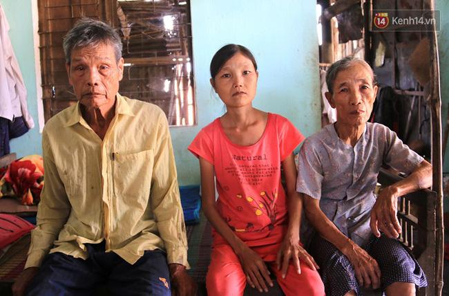 Cô gái mang khuôn mặt bà lão ở Quảng Nam: ăn gấp 10 lần người thường, uống mỗi ngày 36 lít nước - Ảnh 7.