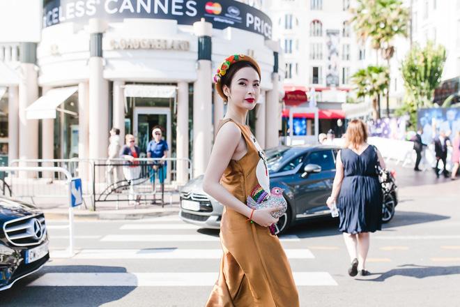 8 giây may mắn của Angela Phương Trinh trên thảm đỏ Cannes: Đừng biến nó thành cú nổ của sự ảo tưởng - Ảnh 8.