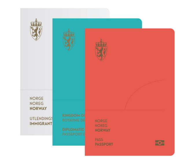 Bí mật về màu sắc trên cuốn hộ chiếu của các nước - Ảnh 7.