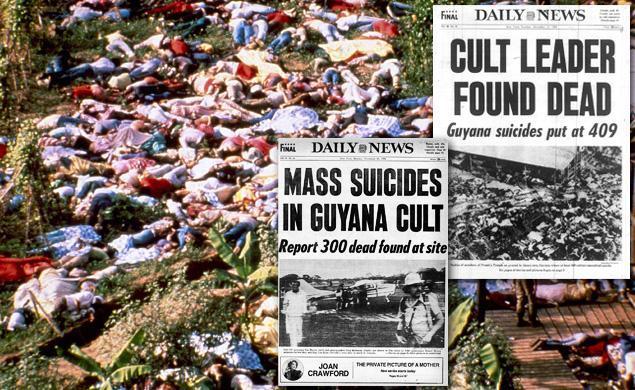 Vụ thảm sát kinh hoàng tại Jonestown: Gần 1.000 người uống thuốc độc, tự sát tập thể - Ảnh 8.
