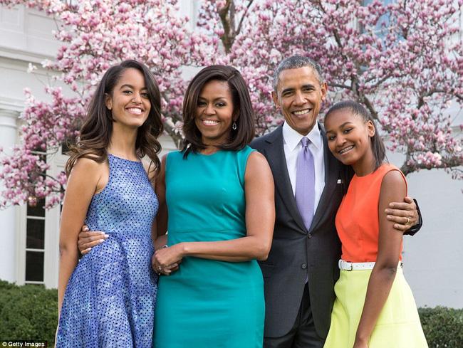 Có gì trong những căn phòng sinh hoạt của Tổng thống Obama và gia đình tại Nhà Trắng? - Ảnh 9.
