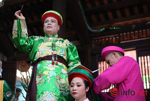 Huyền bí lễ mở phủ trong tín ngưỡng Thờ Mẫu của người Việt - Ảnh 9.
