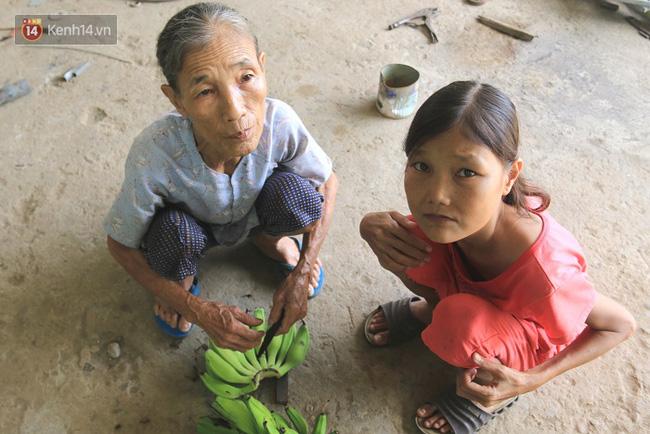 Cô gái mang khuôn mặt bà lão ở Quảng Nam: ăn gấp 10 lần người thường, uống mỗi ngày 36 lít nước - Ảnh 10.