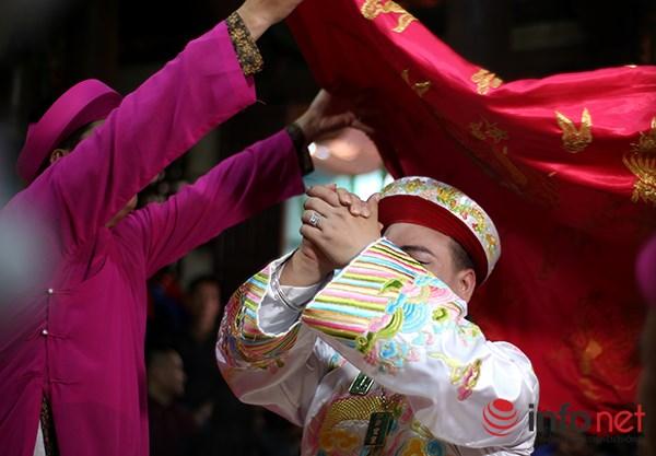 Huyền bí lễ mở phủ trong tín ngưỡng Thờ Mẫu của người Việt - Ảnh 10.