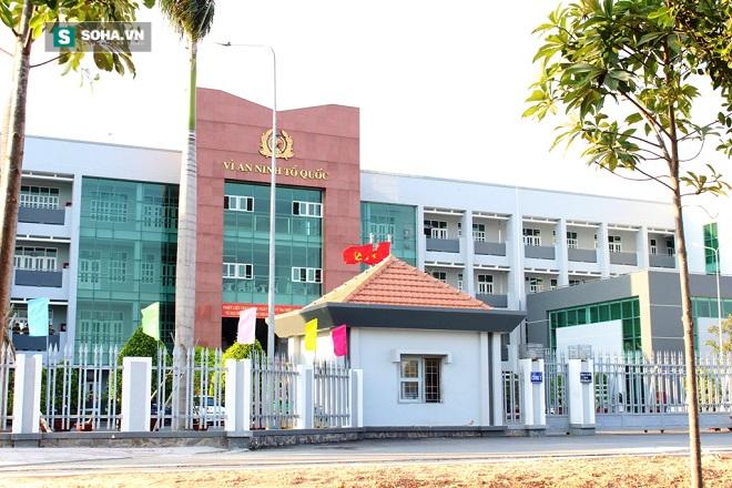 Chủ chòi vịt đòi lại đất xây trụ sở Công an huyện Bình Chánh - Ảnh 1.