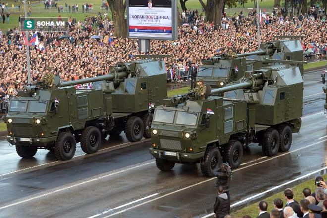 Lục quân Việt Nam phát triển pháo tự hành cơ động 152mm - Ảnh 3.