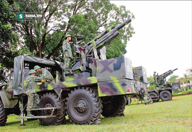 Lục quân Việt Nam phát triển pháo tự hành cơ động 152mm - Ảnh 1.