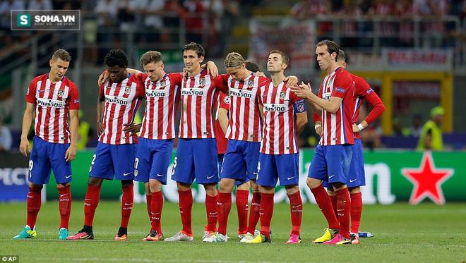 Đừng khóc cho tôi, Atletico Madrid! - Ảnh 2.