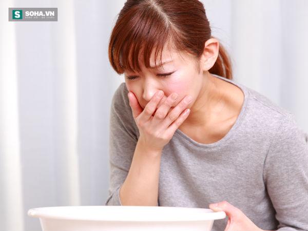7 triệu chứng của viêm loét dạ dày dễ nhận biết nhất - Ảnh 1.