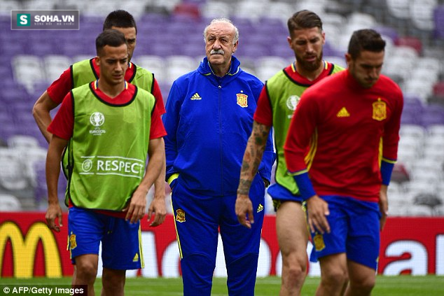 Xin lỗi Tây Ban Nha, Messi, Ronaldo không ở đây! - Ảnh 1.