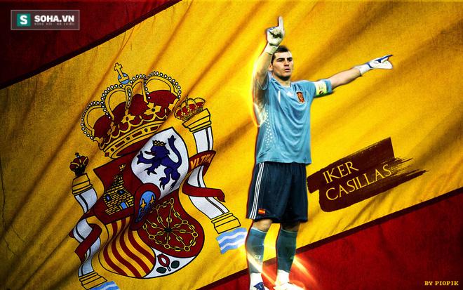 Bí ẩn món bùa Casillas có nhưng De Gea lại không - Ảnh 3.