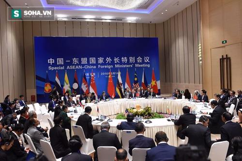Hoàn Cầu: Không có tuyên bố quan ngại về biển Đông của ASEAN - Ảnh 2.