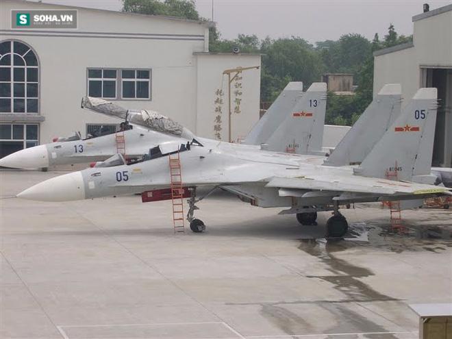 Đã đủ bằng chứng cho thấy J-16 Trung Quốc vượt xa Su-30MK2? - Ảnh 1.