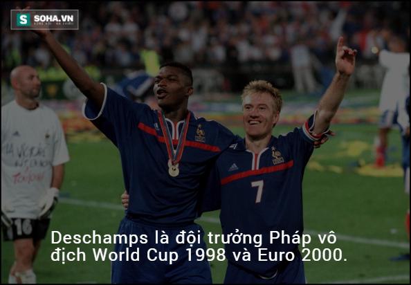 Deschamps là định mệnh của đội tuyển Pháp - Ảnh 3.