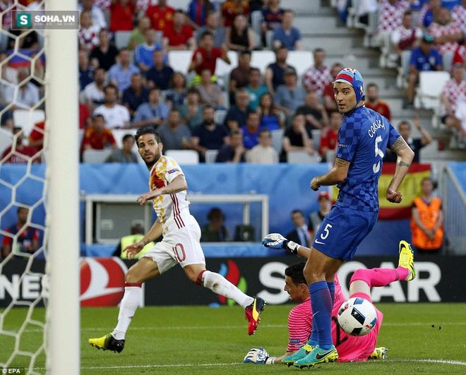 Vì sao Tây Ban Nha thua: Càng cầm bóng nhiều, càng dễ vỡ mặt - Ảnh 1.