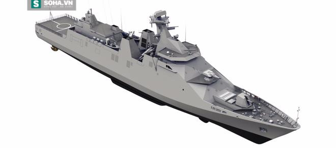 Hải quân Việt Nam bỏ qua Sigma-9814 để lên thẳng tàu lớn hơn - Ảnh 1.