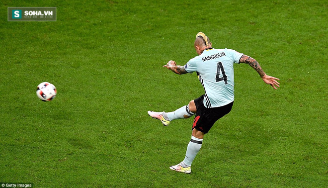 Gareth Bale lặng tiếng, Wales ngược dòng gửi Quỷ đỏ về nước - Ảnh 4.
