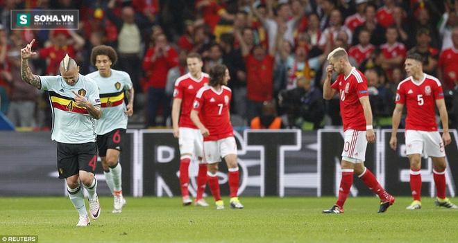 Gareth Bale lặng tiếng, Wales ngược dòng gửi Quỷ đỏ về nước - Ảnh 5.