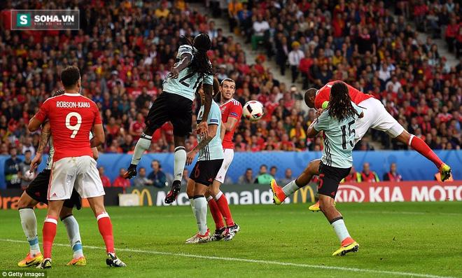 Gareth Bale lặng tiếng, Wales ngược dòng gửi Quỷ đỏ về nước - Ảnh 6.