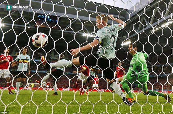 Gareth Bale lặng tiếng, Wales ngược dòng gửi Quỷ đỏ về nước - Ảnh 7.