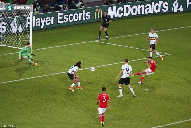 Gareth Bale lặng tiếng, Wales ngược dòng gửi Quỷ đỏ về nước - Ảnh 9.