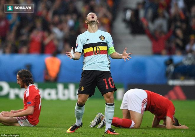 Gareth Bale lặng tiếng, Wales ngược dòng gửi Quỷ đỏ về nước - Ảnh 11.