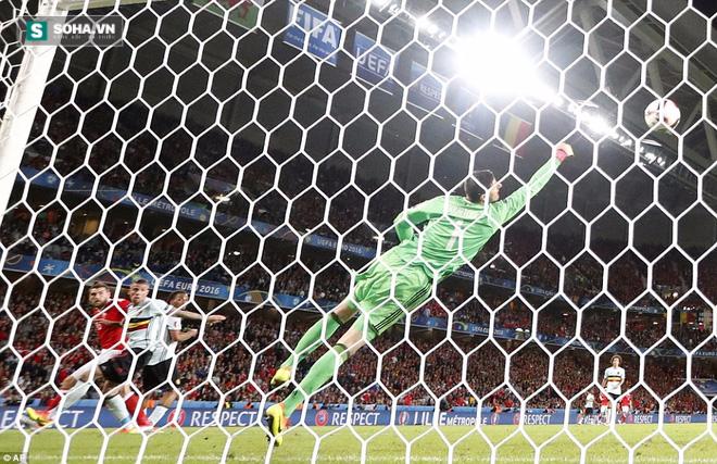 Gareth Bale lặng tiếng, Wales ngược dòng gửi Quỷ đỏ về nước - Ảnh 12.