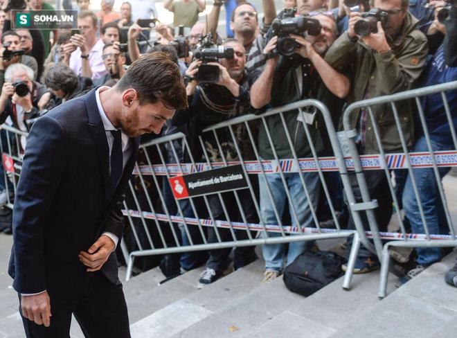 Messi nhận án tù: Ngày phán xét chỉ mới bắt đầu - Ảnh 1.