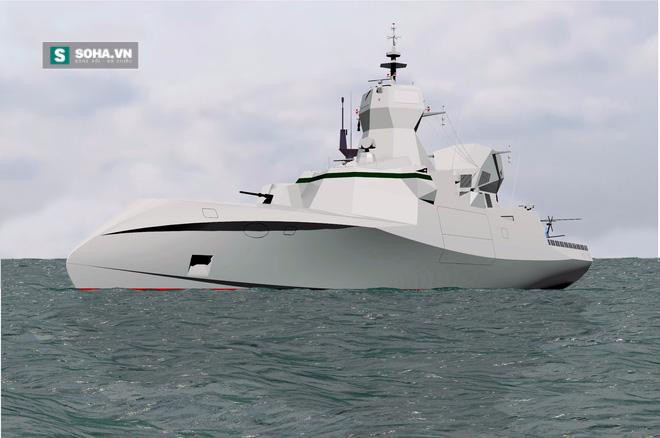 Hải quân Việt Nam: Tối ưu cùng tàu hộ vệ tên lửa tàng hình Tiger? - Ảnh 2.