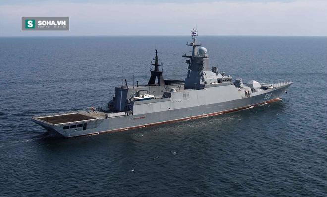 Hải quân Việt Nam: Tối ưu cùng tàu hộ vệ tên lửa tàng hình Tiger? - Ảnh 4.