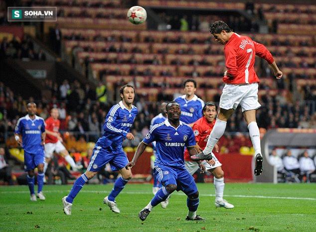 Tuyệt chiêu của Ronaldo khiến người Pháp không lạnh mà run - Ảnh 1.