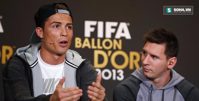 Ronaldo sẽ vô địch Euro để… cứu Messi - Ảnh 1.