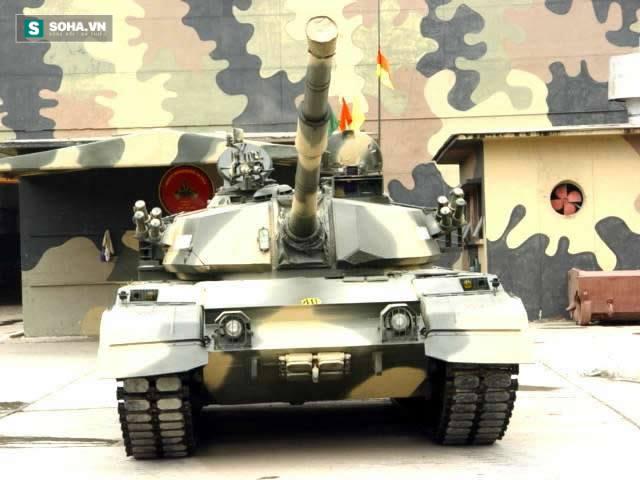 Al-Zarrar - Gói nâng cấp đáng tiền của dòng xe tăng T-54/55 - Ảnh 2.