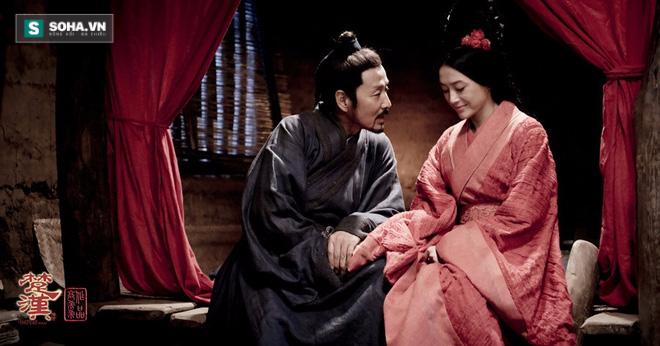 Những việc làm xấu hổ của Hán Cao Tổ Lưu Bang - Ảnh 1.