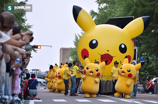 Những kẻ thần kinh đang đổi cả mạng sống thật để bắt Pokemon ảo - Ảnh 1.