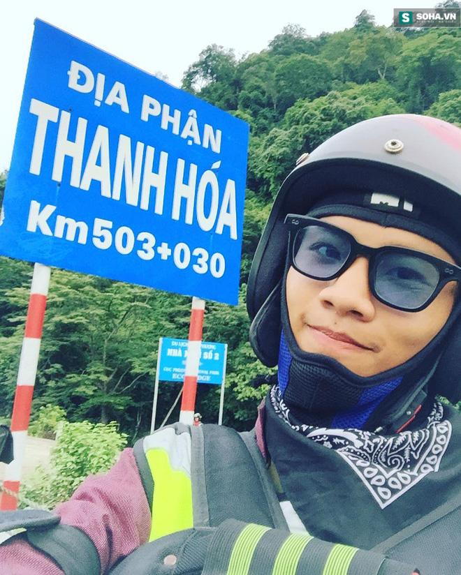 Chuyến phượt xuyên Việt chỉ với 4,5 triệu gây tranh cãi - Ảnh 7.