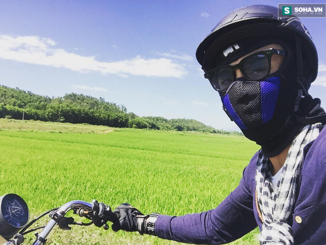 Chuyến phượt xuyên Việt chỉ với 4,5 triệu gây tranh cãi - Ảnh 15.